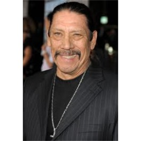 I Love Being Clean - Danny Trejo
